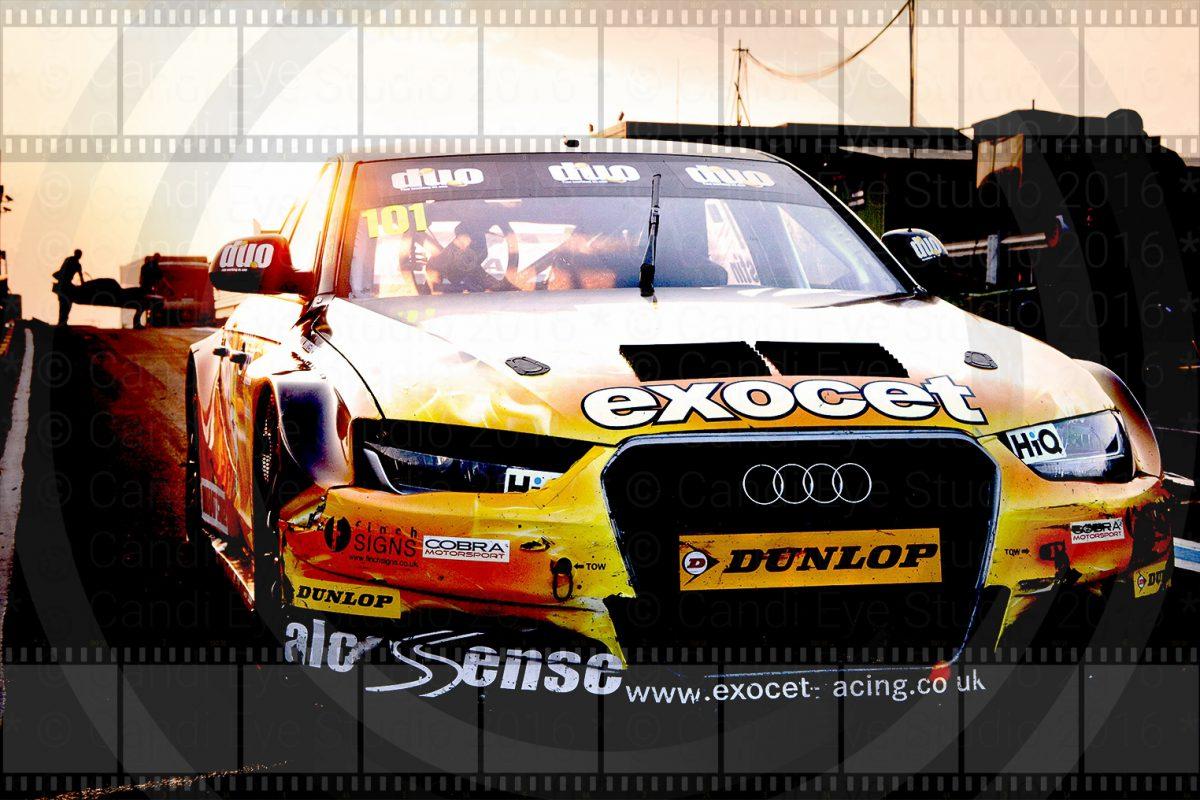 BTCC Car racing, photographer - Colin Payne Portfolio - candieyestudio