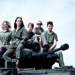Tank Crew - Harborough at war 2019