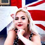 professional nottingham photographers picture of fashion & portrait model, ladies portrait photographers