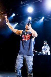 james sullivan, professional photographer, Accredited Photograph of performance artist Rapper Nelly @ Rock City Nottingham 2018