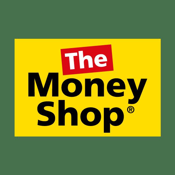 the money shop logo